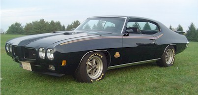 Buddy Turrin's 1970 JUDGE
