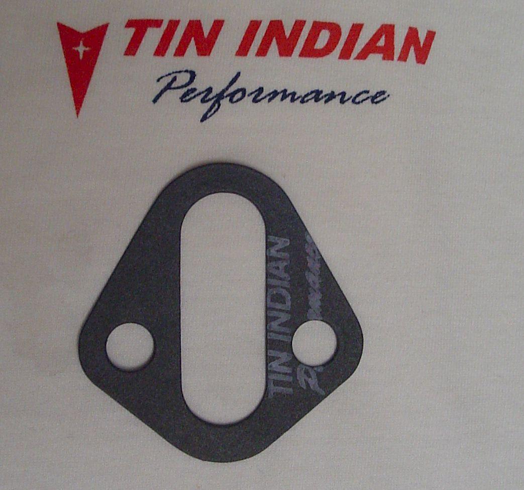 Tin Indian Performance - KRE Aluminum Pontiac Timing Cover