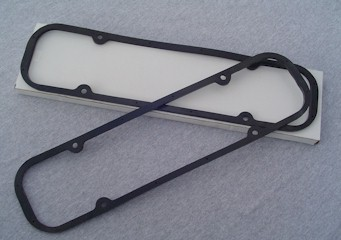 Rubber Steel Core Pontiac Valve Cover Gaskets .1325