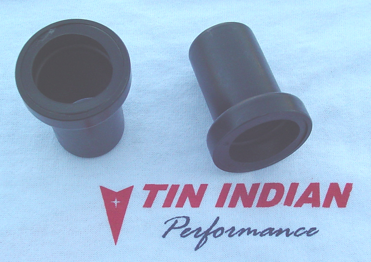 Tin Indian Performance Kre Aluminum Pontiac Timing Cover 400 Intake Manifold Diagram Water Pump Sleeves