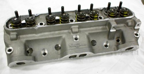 Kauffman Aluminum D port Heads
