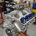 Pontiac 535 Pump gas engine 672 hp 710 tq Steve Galea 2