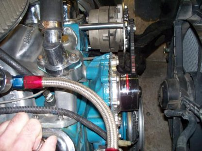 Pontiac alternator relocation kit HTR3