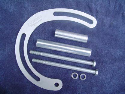 Pontiac alternator relocation kit TIP-029 2