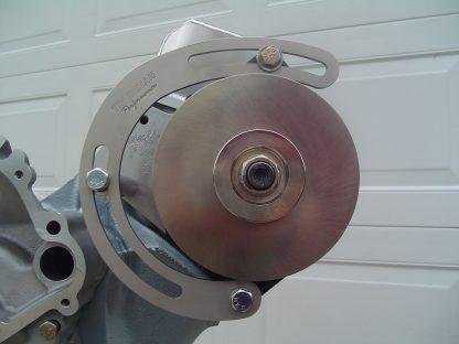 Pontiac alternator relocation kit TIP-029 3