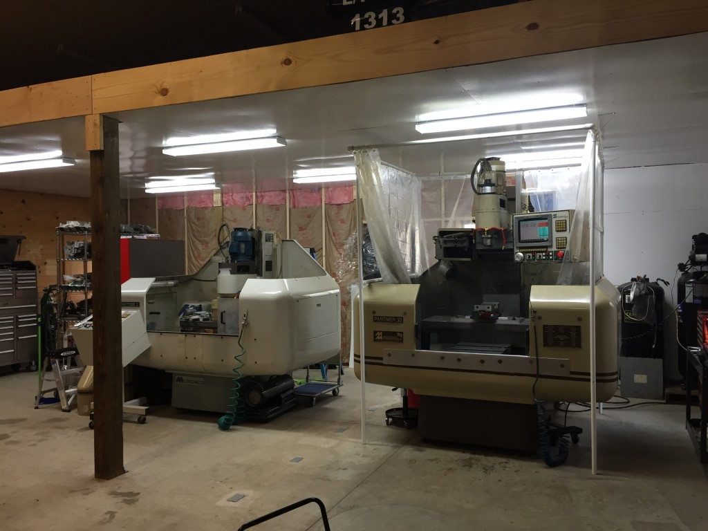 2015 CNC shop renovations part 2c