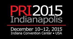 PRI Show 2015 logo