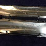 Billet-TEK Pontiac valve cover MAK design 6
