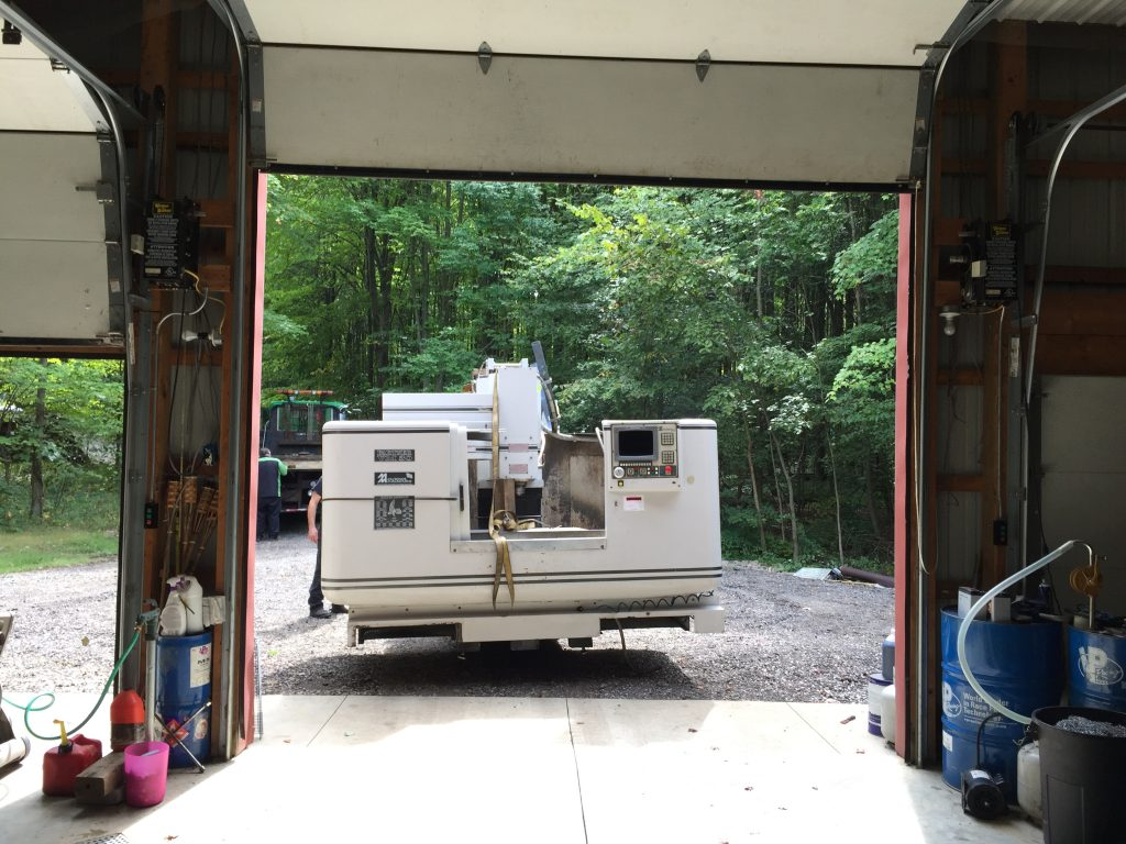Milltronics VM30 Milling Center 4