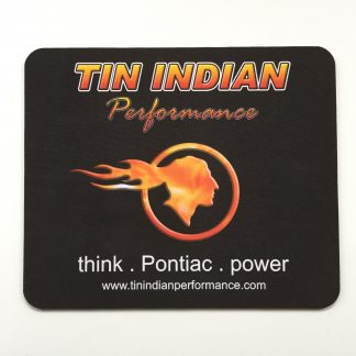 Tin Indian Performace Logo mouse pad 2