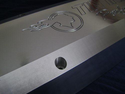 Billet-TEK Pontiac Valve Covers Standard Design