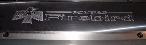 arly Firebird Valve Cover logo
