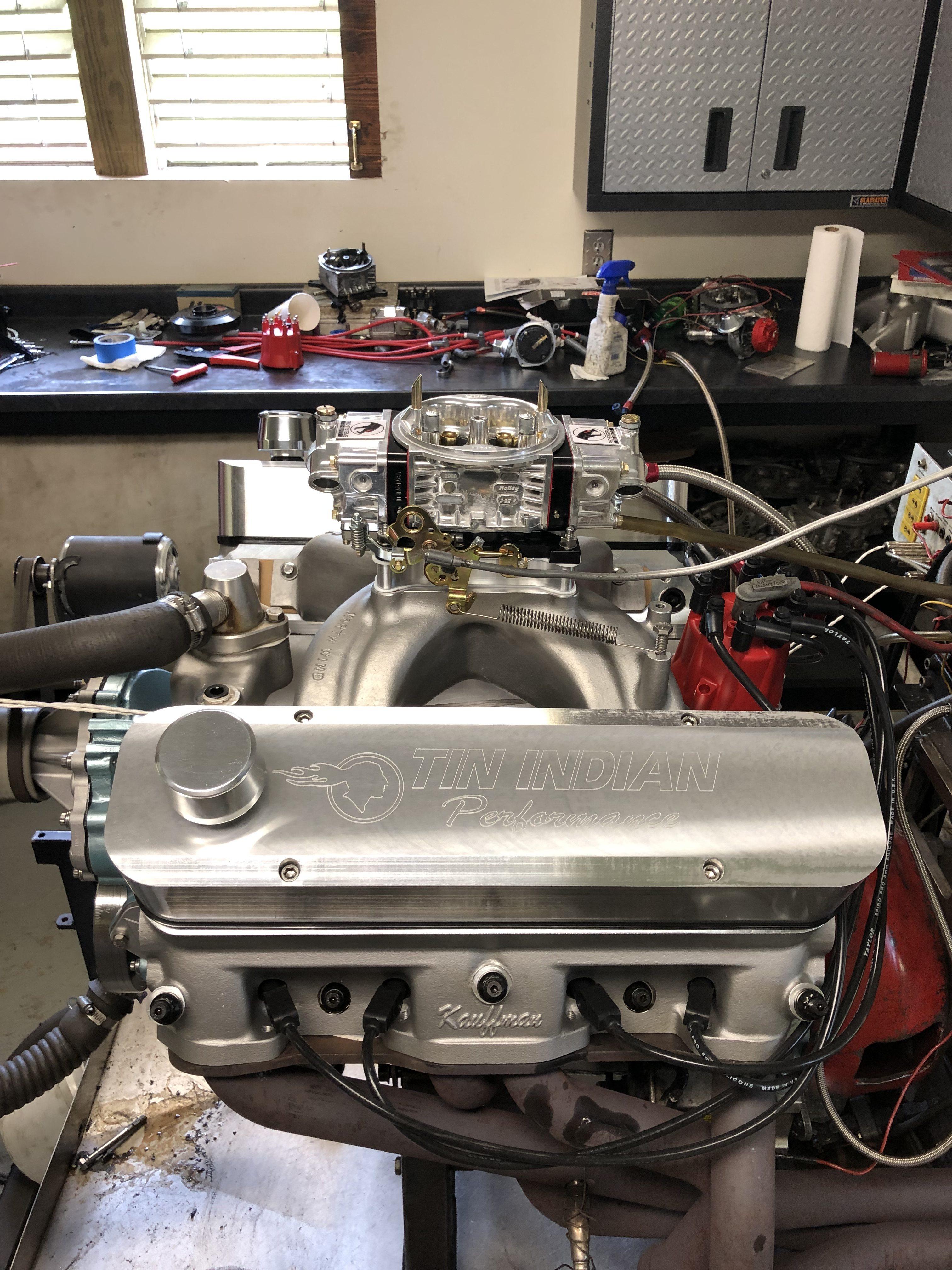 Doug Grey 600 hp Pontiac 455 - 2