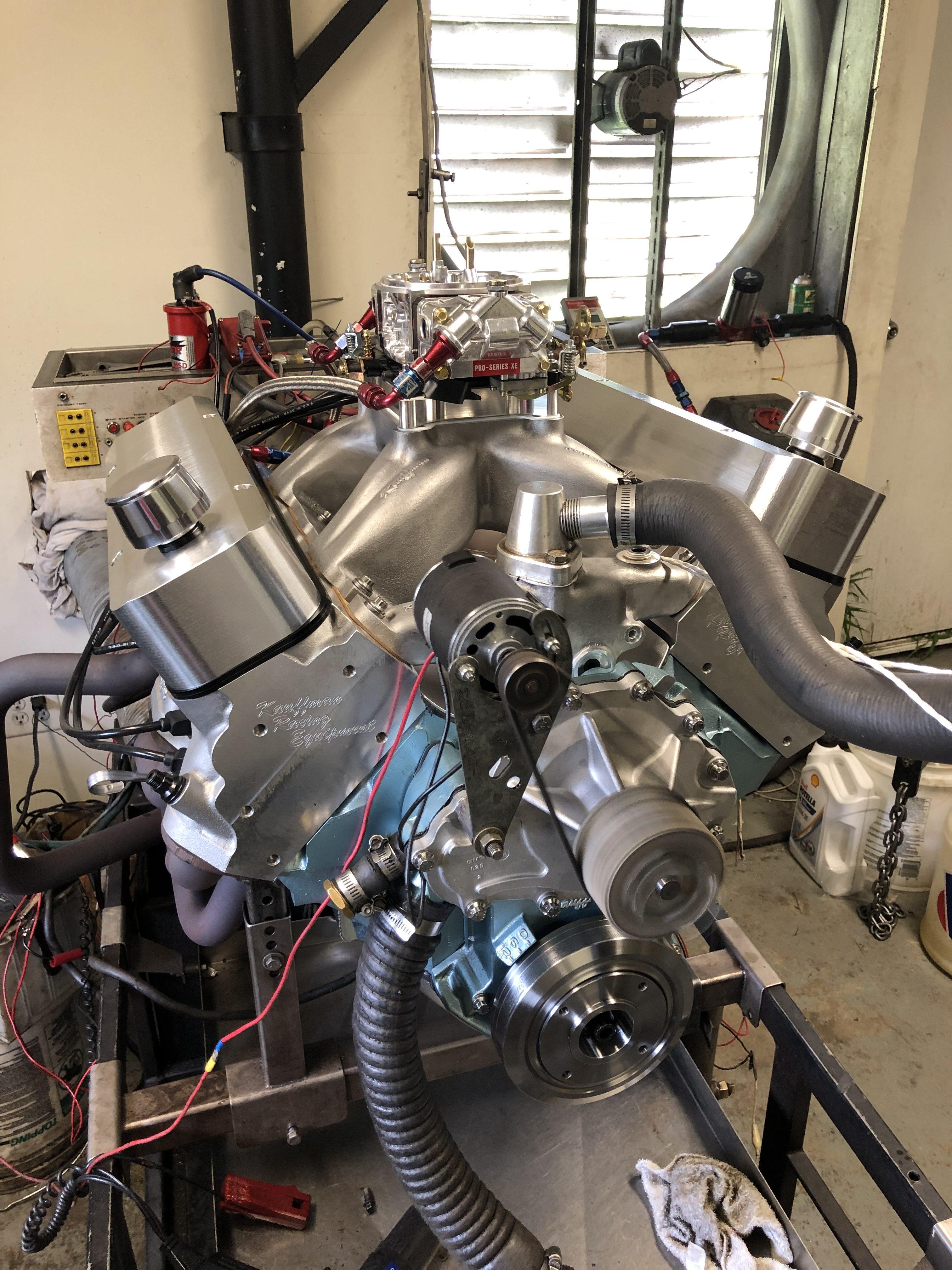 Doug Grey 600 hp Pontiac 455 - 4