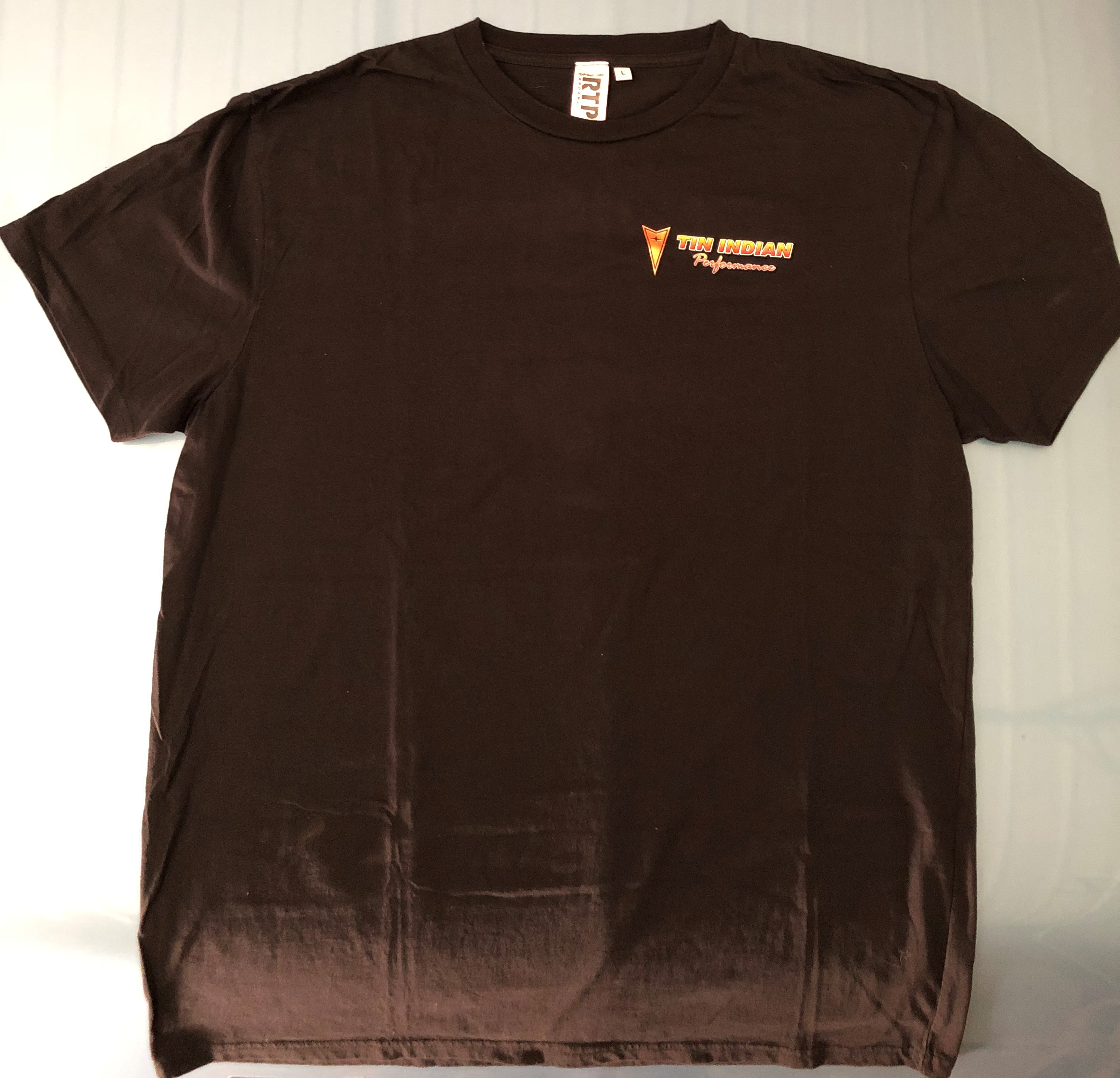 Tin Indian Performance Team Shirt front
