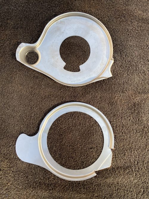 TIP-WP001E 1968 water pump divider 1