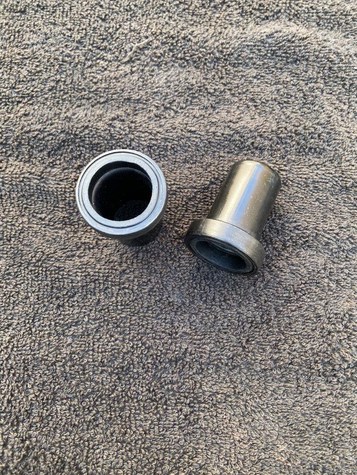 TIP-WP002 Pontiac water pump sleeves # 9796347 1