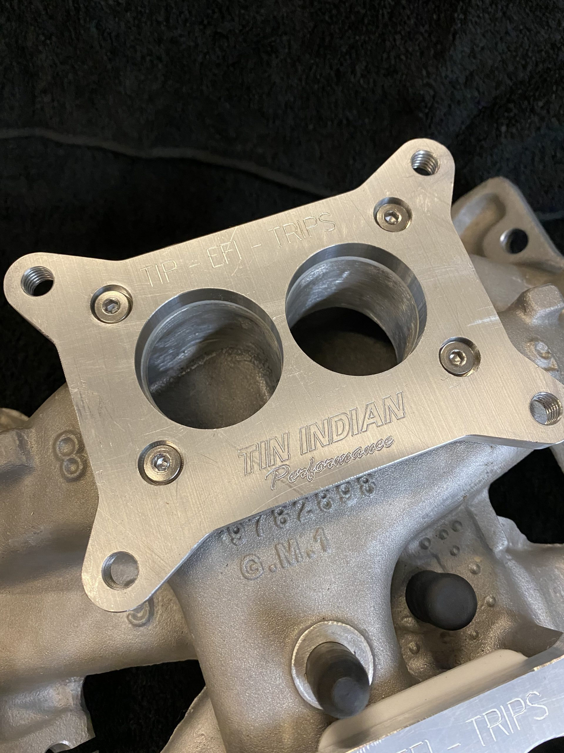 TIP EFI Trips carb adapter