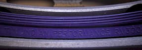 "TIP-RM300 3"" Viton ® Pontiac rear main seal"