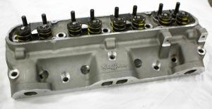 kauffman aluminum d port pontiac cylinder head