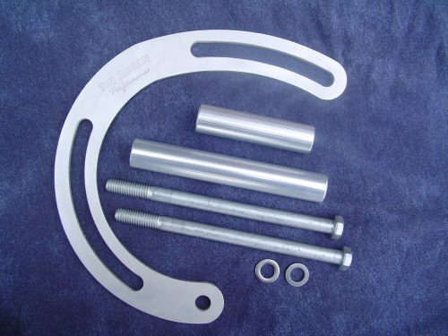 Pontiac alternator relocation kit TIP-029 2