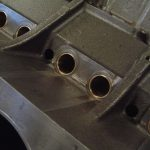 MR-1 Pontiac block bronze lifter option