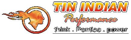 Tin Indian Performance Logo