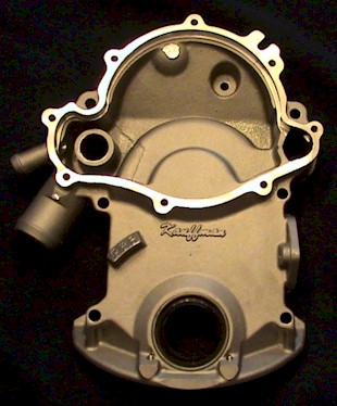 1968 Pontiac Early Timing Cover 1