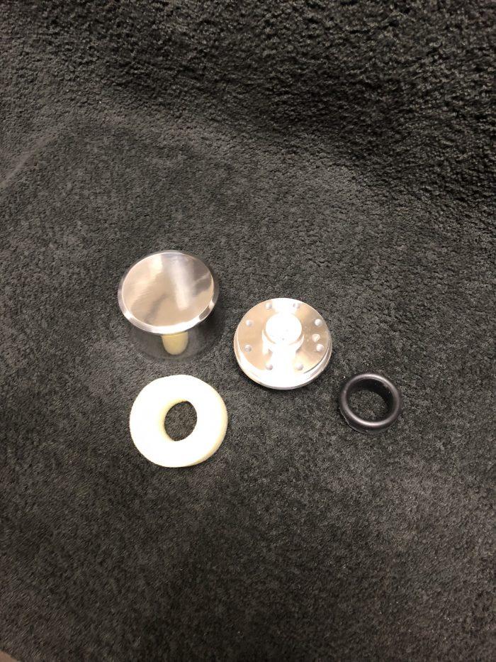 Pontiac Breather Parts