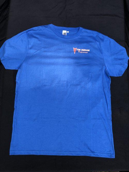 Pontiac Service logo T Shirt front full