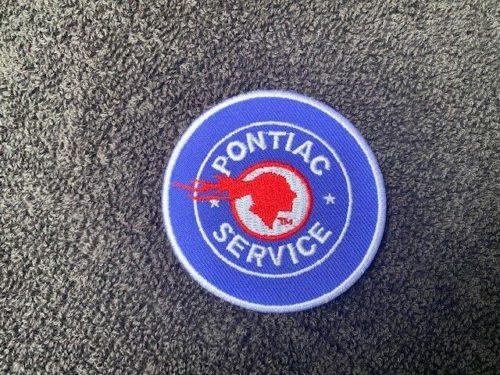 Tin Indian Performance Pontiac Service Patch 2