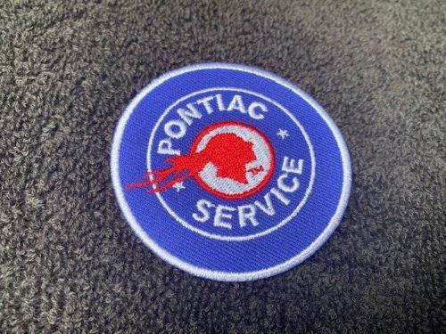 Tin Indian Performance Pontiac Service Patch 3