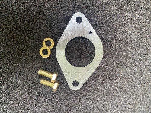 Pontiac cam thrust plate